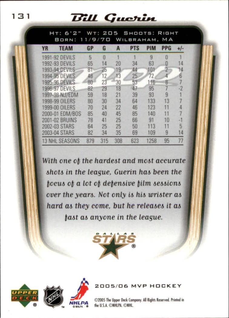 2005-06-Upper-Deck-MVP-Hockey-Card-Pick-1-250 thumbnail 246