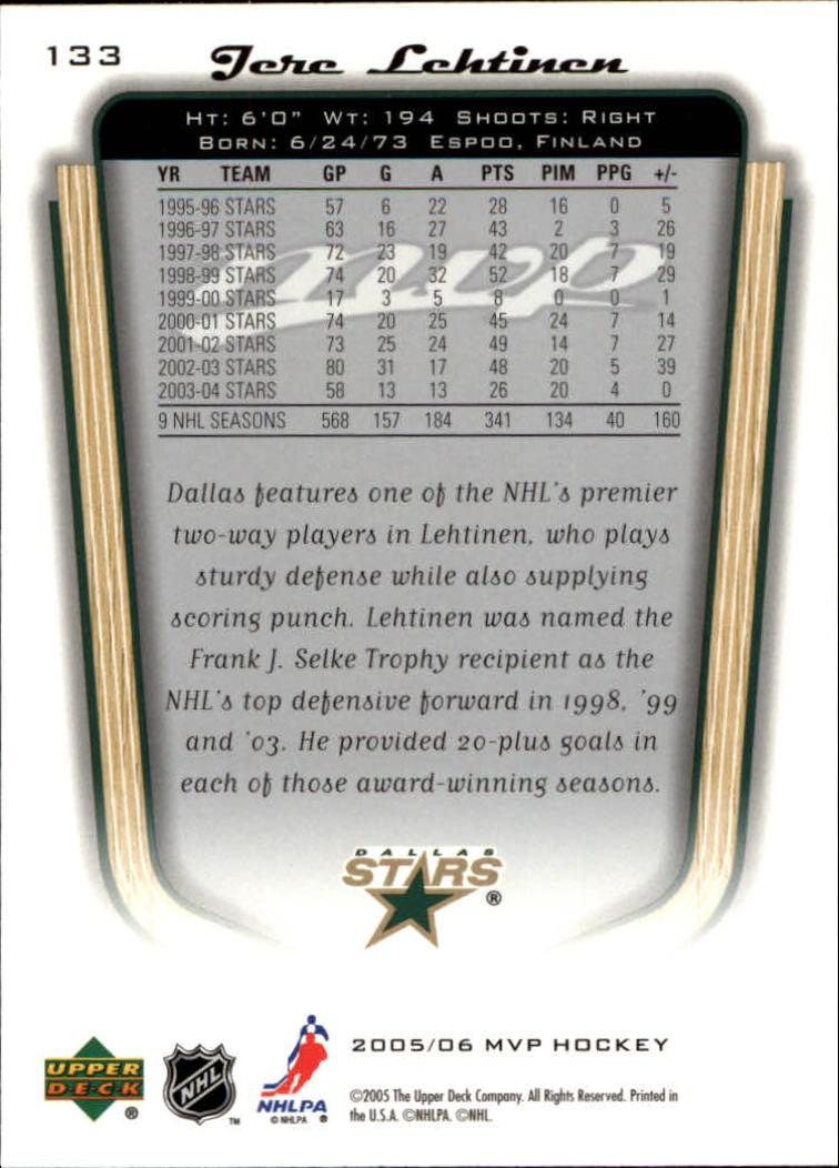 2005-06-Upper-Deck-MVP-Hockey-Card-Pick-1-250 thumbnail 250