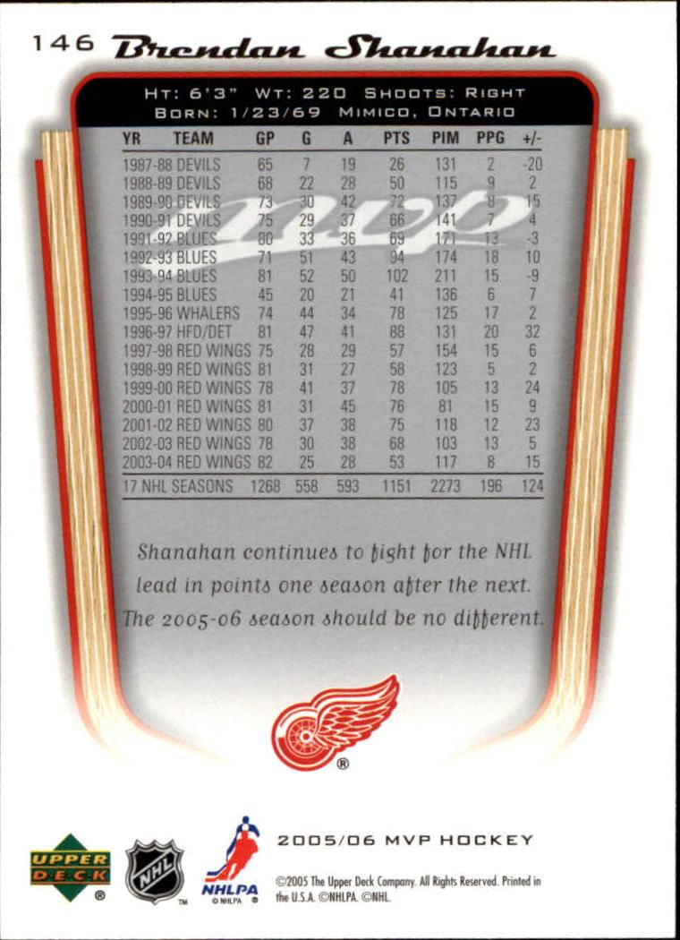 2005-06-Upper-Deck-MVP-Hockey-Card-Pick-1-250 thumbnail 274