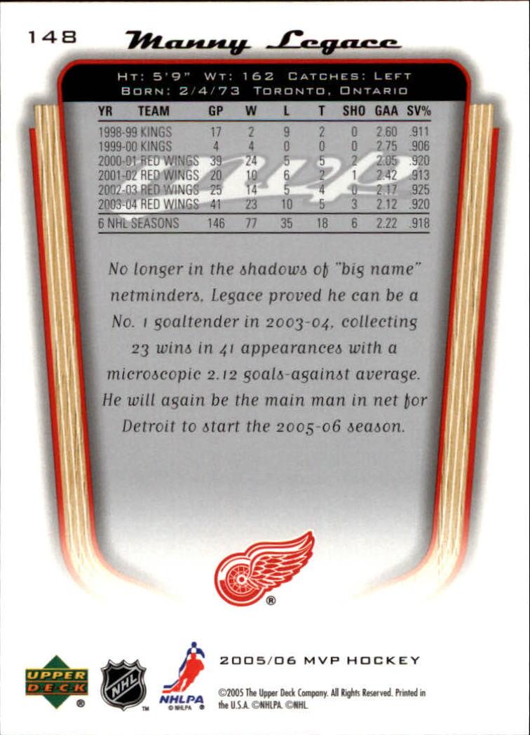 2005-06-Upper-Deck-MVP-Hockey-Card-Pick-1-250 thumbnail 276