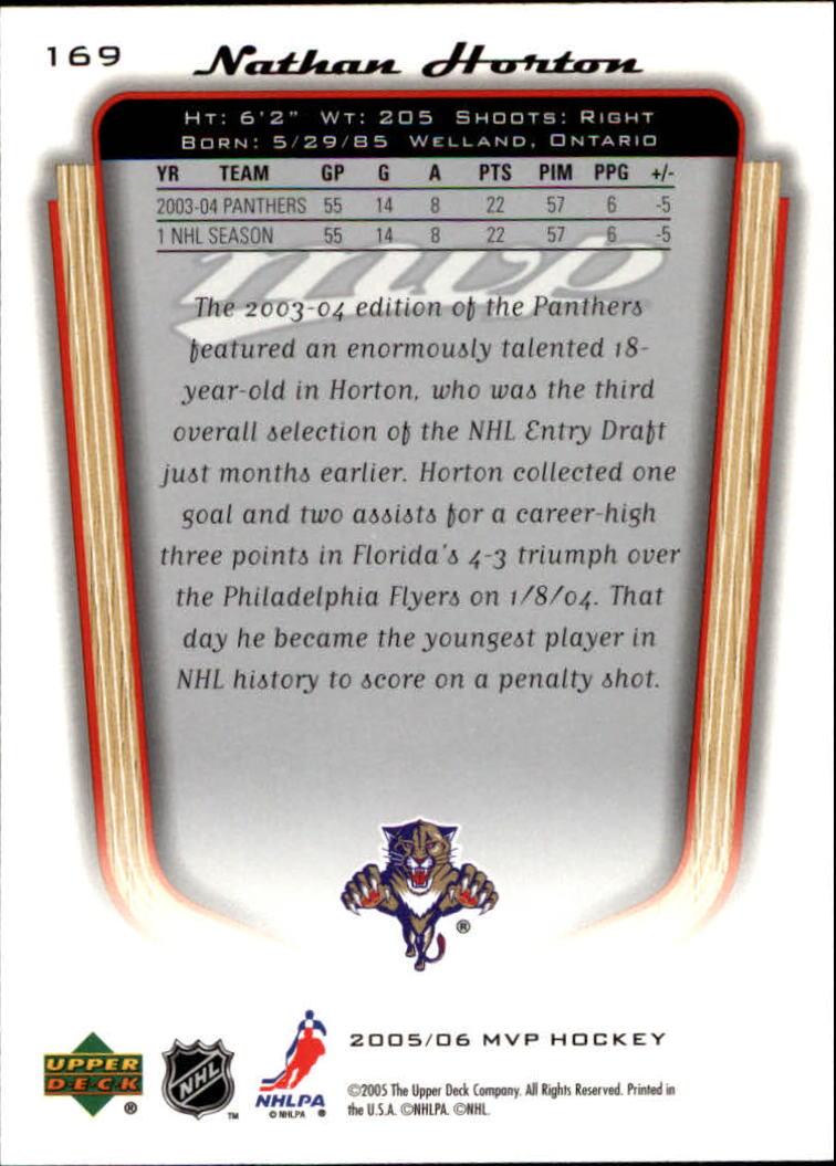 2005-06-Upper-Deck-MVP-Hockey-Card-Pick-1-250 thumbnail 314