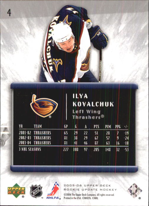 2005-06-Upper-Deck-Rookie-Update-Hk-1-100-A2826-You-Pick-10-FREE-SHIP thumbnail 9