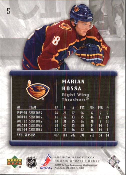 2005-06-Upper-Deck-Rookie-Update-Hk-1-100-A2826-You-Pick-10-FREE-SHIP thumbnail 11