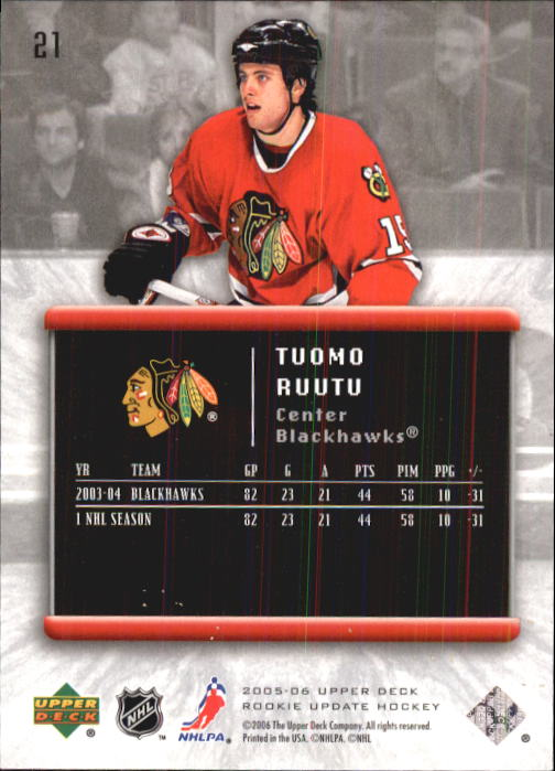 2005-06-Upper-Deck-Rookie-Update-Hk-1-100-A2826-You-Pick-10-FREE-SHIP thumbnail 43