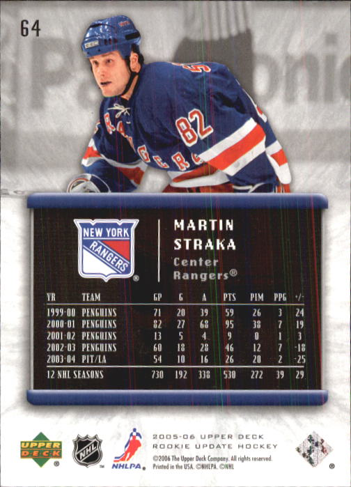 2005-06-Upper-Deck-Rookie-Update-Hk-1-100-A2826-You-Pick-10-FREE-SHIP thumbnail 129