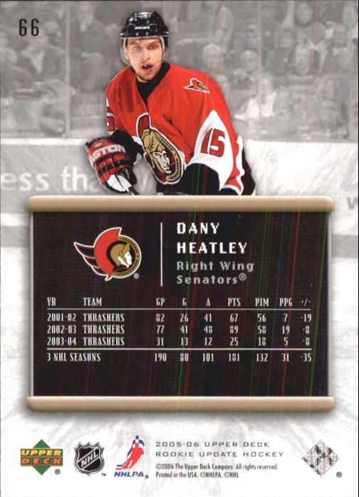 2005-06-Upper-Deck-Rookie-Update-Hk-1-100-A2826-You-Pick-10-FREE-SHIP thumbnail 133