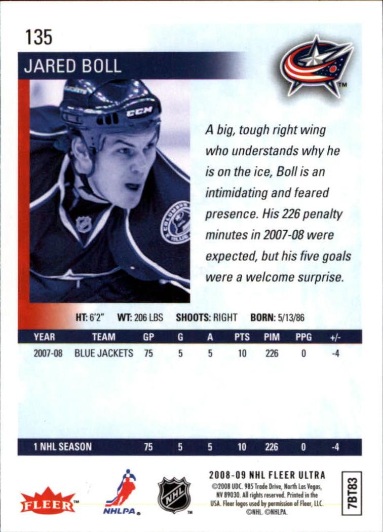 2008-09-Ultra-Hockey-Card-Pick