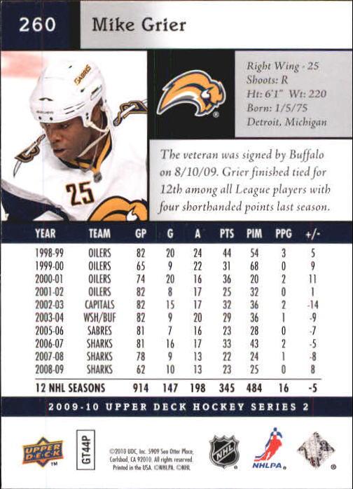 2009-10-Upper-Deck-Hk-Card-s-251-500-Rookies-U-Pick-Buy-10-cards-FREE-SHIP thumbnail 21