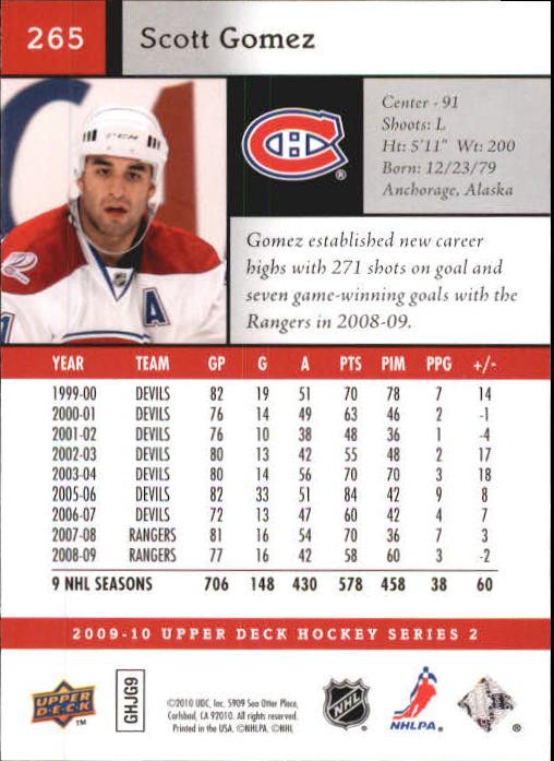 2009-10-Upper-Deck-Hk-Card-s-251-500-Rookies-U-Pick-Buy-10-cards-FREE-SHIP thumbnail 31