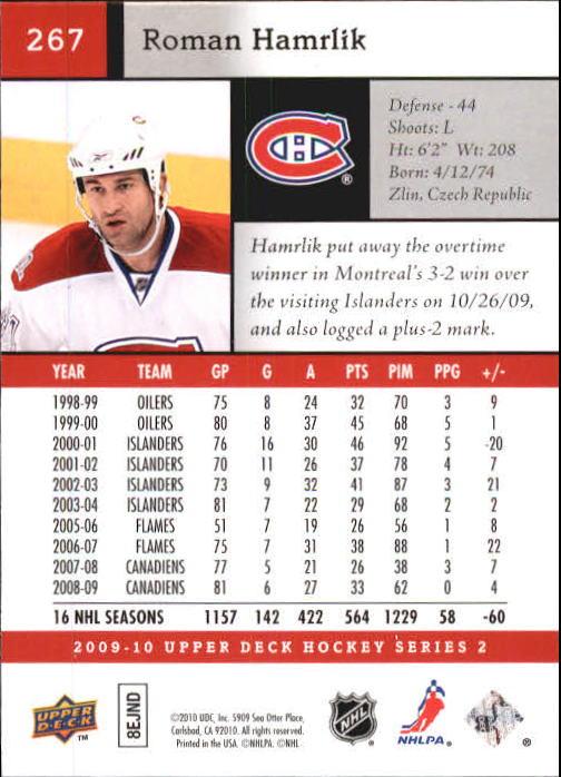 2009-10-Upper-Deck-Hk-Card-s-251-500-Rookies-U-Pick-Buy-10-cards-FREE-SHIP thumbnail 35