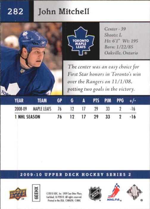 2009-10-Upper-Deck-Hk-Card-s-251-500-Rookies-U-Pick-Buy-10-cards-FREE-SHIP thumbnail 65