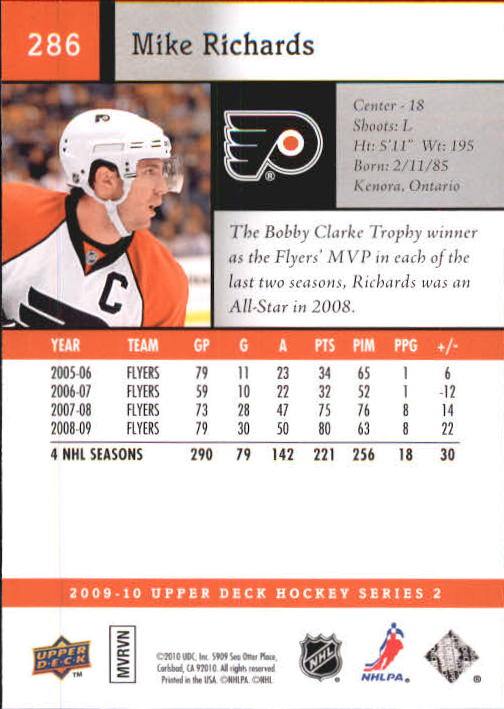 2009-10-Upper-Deck-Hk-Card-s-251-500-Rookies-U-Pick-Buy-10-cards-FREE-SHIP thumbnail 73