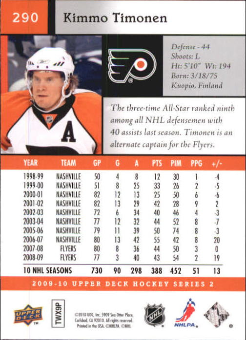 2009-10-Upper-Deck-Hk-Card-s-251-500-Rookies-U-Pick-Buy-10-cards-FREE-SHIP thumbnail 81