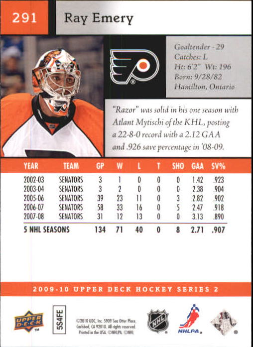 2009-10-Upper-Deck-Hk-Card-s-251-500-Rookies-U-Pick-Buy-10-cards-FREE-SHIP thumbnail 83