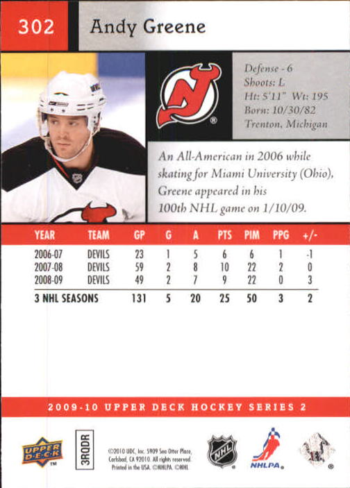 2009-10-Upper-Deck-Hk-Card-s-251-500-Rookies-U-Pick-Buy-10-cards-FREE-SHIP thumbnail 105