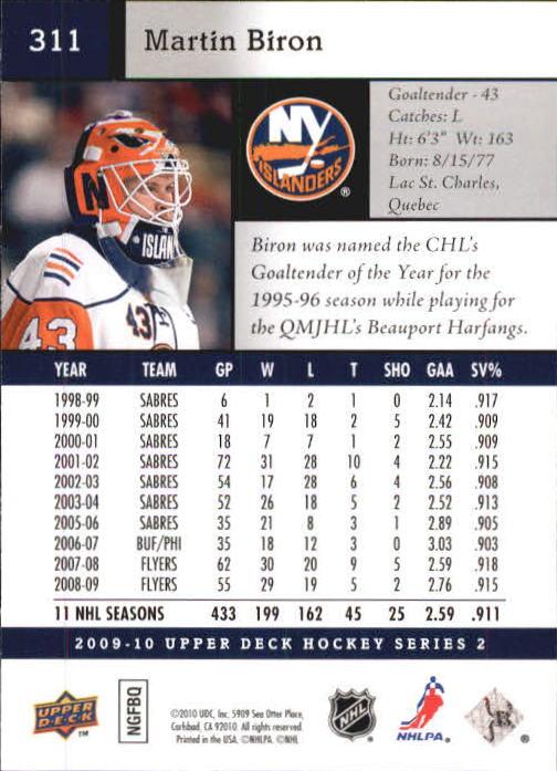 2009-10-Upper-Deck-Hk-Card-s-251-500-Rookies-U-Pick-Buy-10-cards-FREE-SHIP thumbnail 123