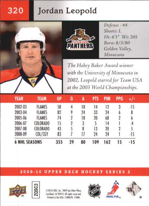 2009-10-Upper-Deck-Hk-Card-s-251-500-Rookies-U-Pick-Buy-10-cards-FREE-SHIP thumbnail 141