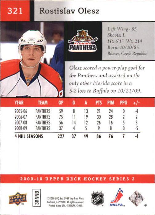 2009-10-Upper-Deck-Hk-Card-s-251-500-Rookies-U-Pick-Buy-10-cards-FREE-SHIP thumbnail 143