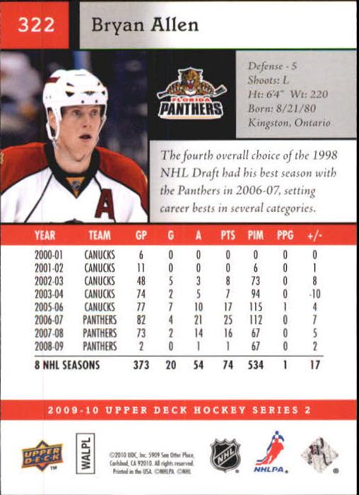2009-10-Upper-Deck-Hk-Card-s-251-500-Rookies-U-Pick-Buy-10-cards-FREE-SHIP thumbnail 145