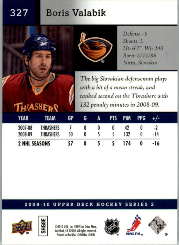 2009-10-Upper-Deck-Hk-Card-s-251-500-Rookies-U-Pick-Buy-10-cards-FREE-SHIP thumbnail 155