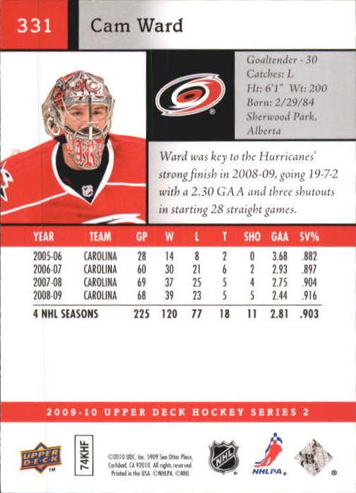2009-10-Upper-Deck-Hk-Card-s-251-500-Rookies-U-Pick-Buy-10-cards-FREE-SHIP thumbnail 163