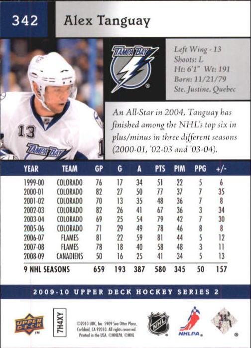 2009-10-Upper-Deck-Hk-Card-s-251-500-Rookies-U-Pick-Buy-10-cards-FREE-SHIP thumbnail 185