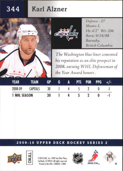 2009-10-Upper-Deck-Hk-Card-s-251-500-Rookies-U-Pick-Buy-10-cards-FREE-SHIP thumbnail 189