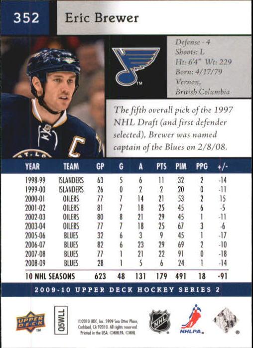 2009-10-Upper-Deck-Hk-Card-s-251-500-Rookies-U-Pick-Buy-10-cards-FREE-SHIP thumbnail 205