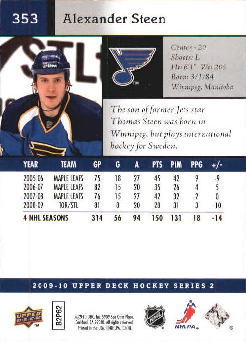 2009-10-Upper-Deck-Hk-Card-s-251-500-Rookies-U-Pick-Buy-10-cards-FREE-SHIP thumbnail 207