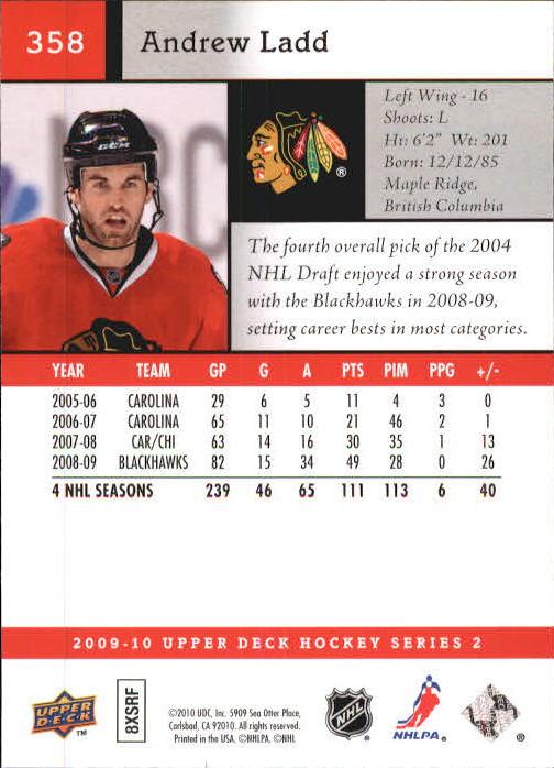 2009-10-Upper-Deck-Hk-Card-s-251-500-Rookies-U-Pick-Buy-10-cards-FREE-SHIP thumbnail 217