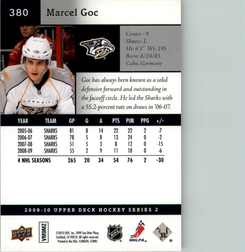 2009-10-Upper-Deck-Hk-Card-s-251-500-Rookies-U-Pick-Buy-10-cards-FREE-SHIP thumbnail 261