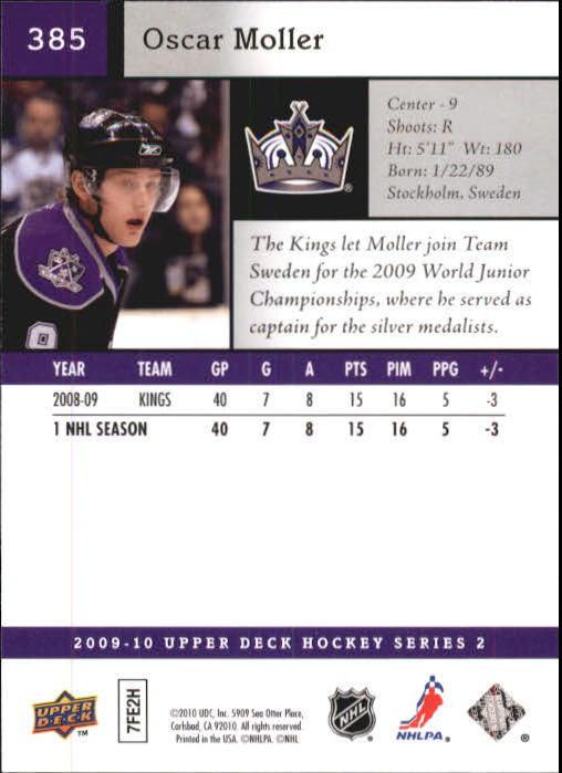 2009-10-Upper-Deck-Hk-Card-s-251-500-Rookies-U-Pick-Buy-10-cards-FREE-SHIP thumbnail 271