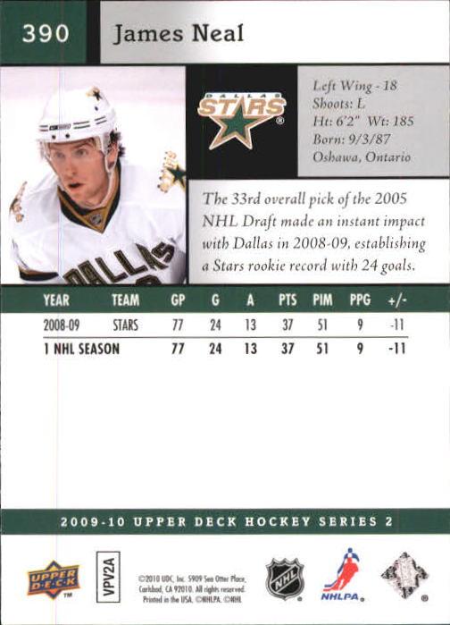 2009-10-Upper-Deck-Hk-Card-s-251-500-Rookies-U-Pick-Buy-10-cards-FREE-SHIP thumbnail 281