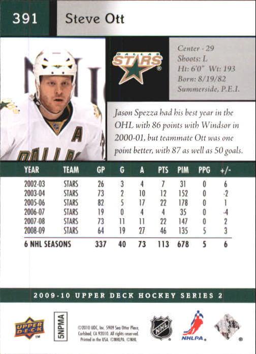 2009-10-Upper-Deck-Hk-Card-s-251-500-Rookies-U-Pick-Buy-10-cards-FREE-SHIP thumbnail 283