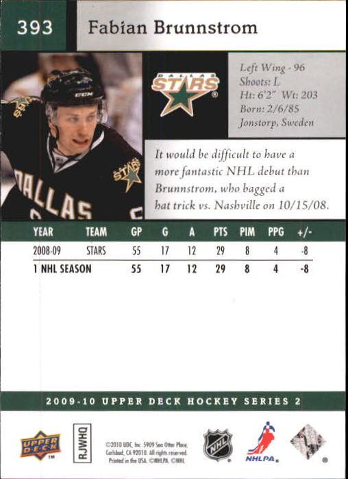 2009-10-Upper-Deck-Hk-Card-s-251-500-Rookies-U-Pick-Buy-10-cards-FREE-SHIP thumbnail 287