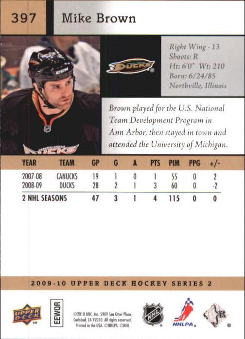 2009-10-Upper-Deck-Hk-Card-s-251-500-Rookies-U-Pick-Buy-10-cards-FREE-SHIP thumbnail 295