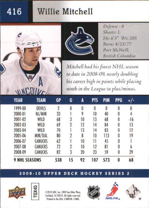 2009-10-Upper-Deck-Hk-Card-s-251-500-Rookies-U-Pick-Buy-10-cards-FREE-SHIP thumbnail 331