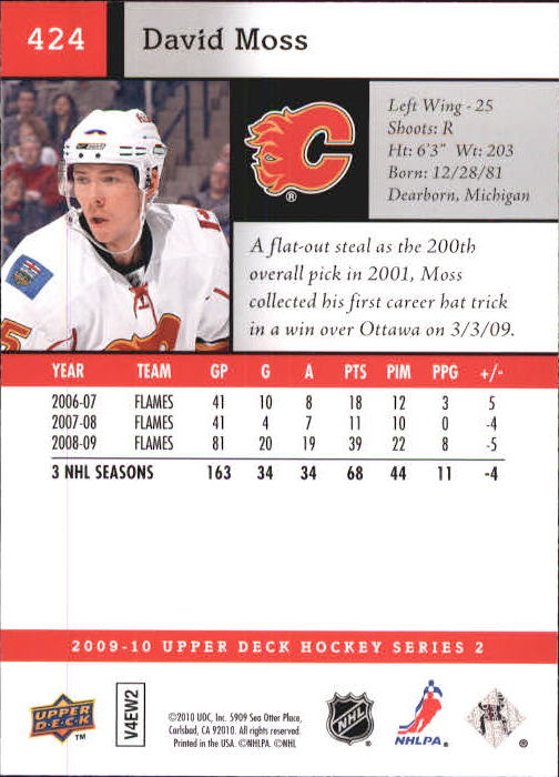 2009-10-Upper-Deck-Hk-Card-s-251-500-Rookies-U-Pick-Buy-10-cards-FREE-SHIP thumbnail 347