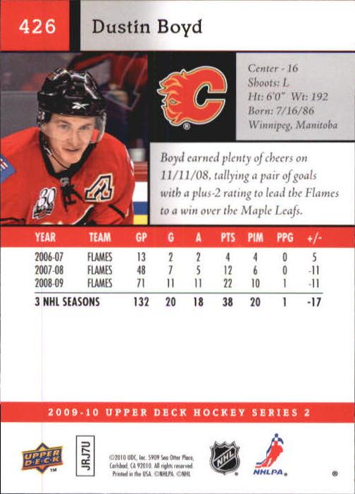 2009-10-Upper-Deck-Hk-Card-s-251-500-Rookies-U-Pick-Buy-10-cards-FREE-SHIP thumbnail 351