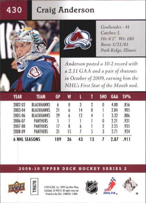 2009-10-Upper-Deck-Hk-Card-s-251-500-Rookies-U-Pick-Buy-10-cards-FREE-SHIP thumbnail 359