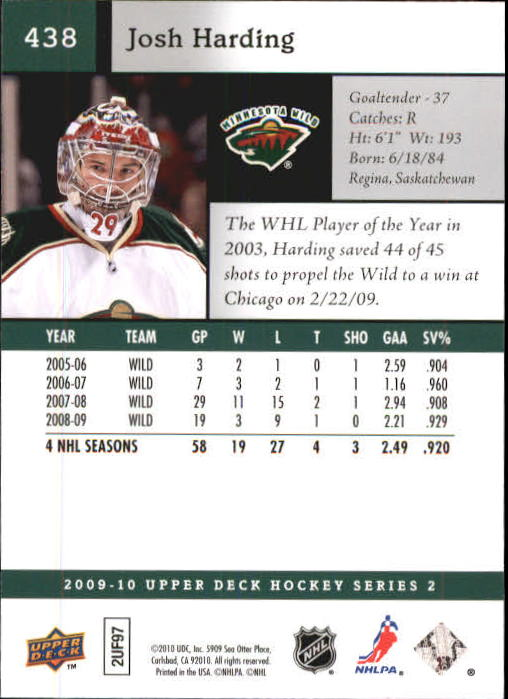 2009-10-Upper-Deck-Hk-Card-s-251-500-Rookies-U-Pick-Buy-10-cards-FREE-SHIP thumbnail 375