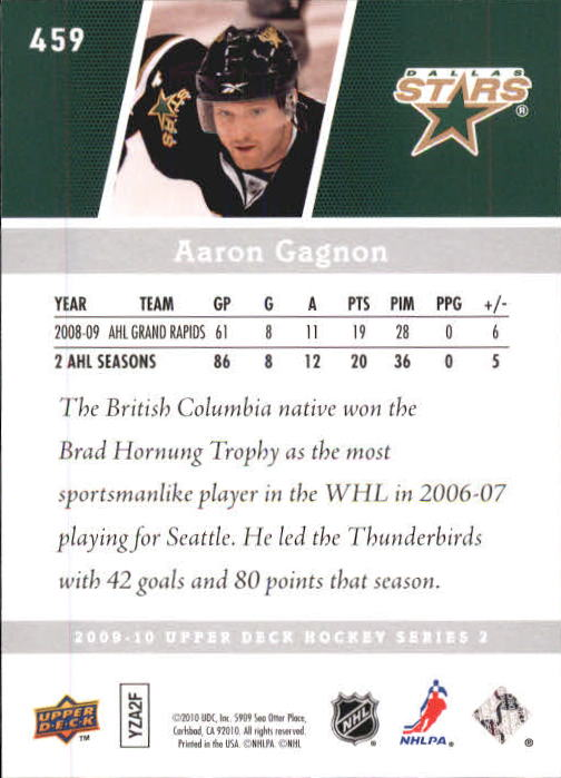 2009-10-Upper-Deck-Hk-Card-s-251-500-Rookies-U-Pick-Buy-10-cards-FREE-SHIP thumbnail 401