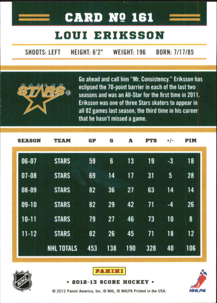 2012-13-Score-Gold-Rush-Parallel-Hockey-Cards-Huge-List-Combined-Shipping miniature 41