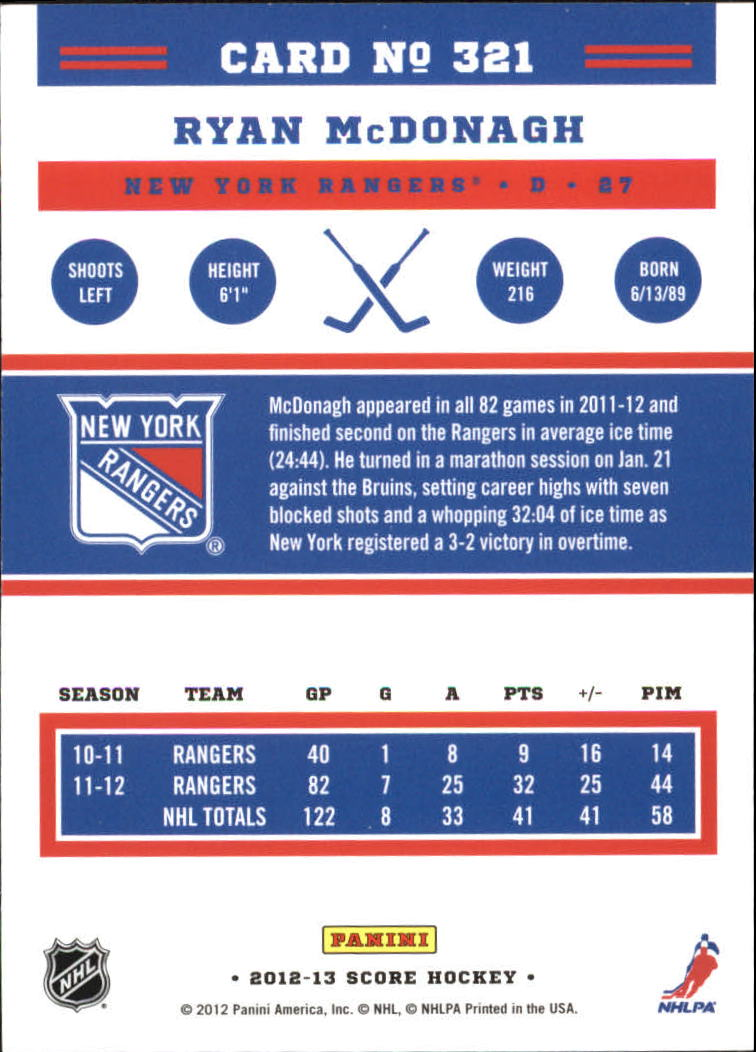 2012-13-Score-Gold-Rush-Parallel-Hockey-Cards-Huge-List-Combined-Shipping miniature 114