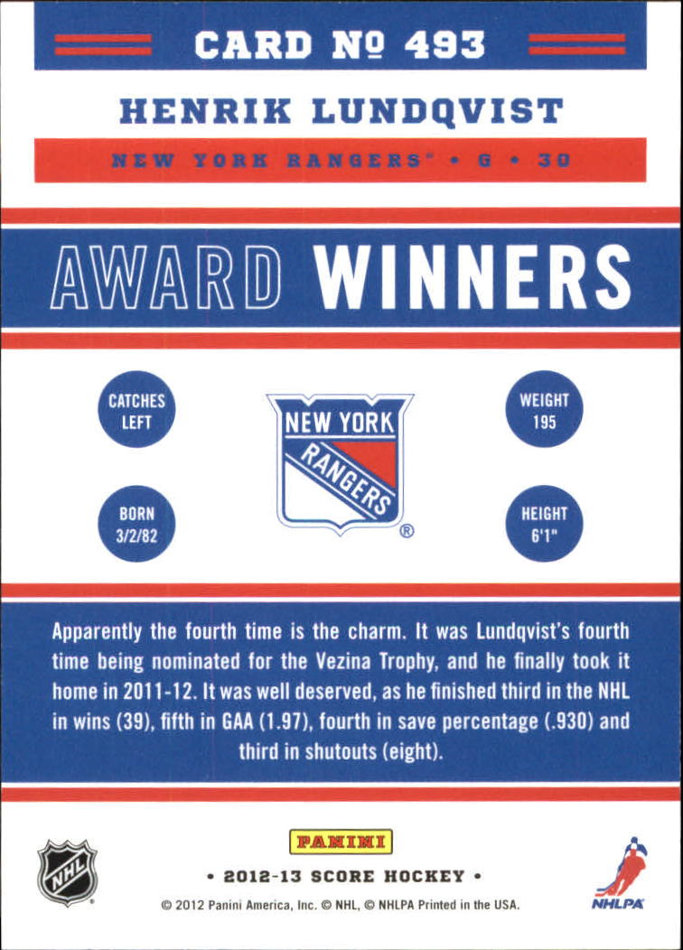 2012-13-Score-Gold-Rush-Parallel-Hockey-Cards-Huge-List-Combined-Shipping miniature 183