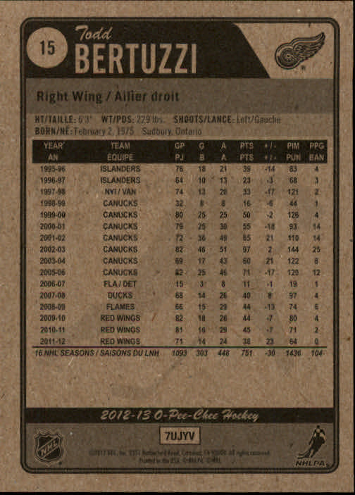 2012-13-O-Pee-Chee-Hockey-Card-039-s-1-200-You-Pick-Buy-10-cards-FREE-SHIP thumbnail 31