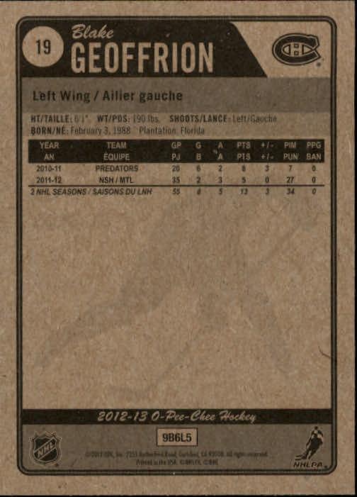 2012-13-O-Pee-Chee-Hockey-Card-039-s-1-200-You-Pick-Buy-10-cards-FREE-SHIP thumbnail 39