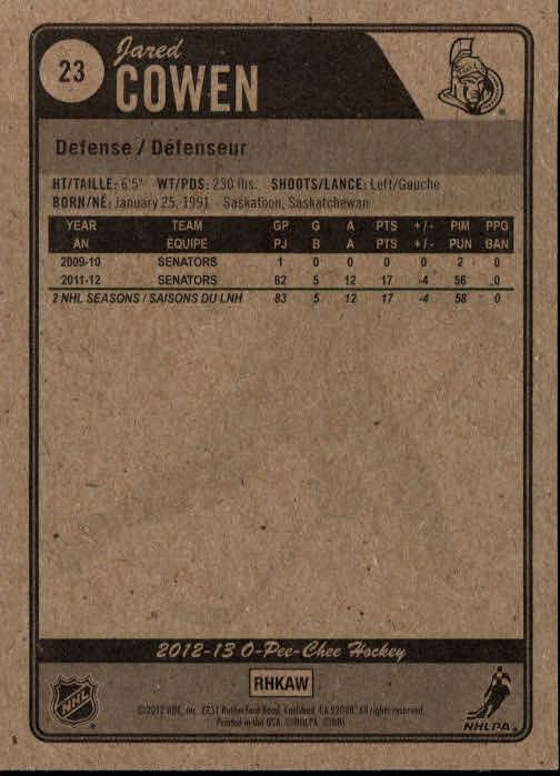 2012-13-O-Pee-Chee-Hockey-Card-039-s-1-200-You-Pick-Buy-10-cards-FREE-SHIP thumbnail 47