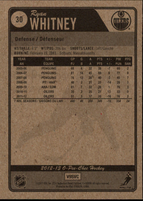 2012-13-O-Pee-Chee-Hockey-Card-039-s-1-200-You-Pick-Buy-10-cards-FREE-SHIP thumbnail 61