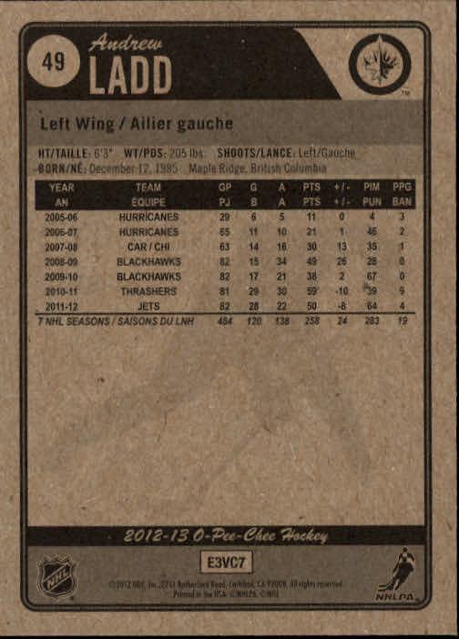 2012-13-O-Pee-Chee-Hockey-Card-039-s-1-200-You-Pick-Buy-10-cards-FREE-SHIP thumbnail 99